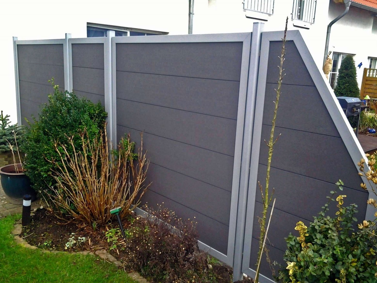 Sichtschutz Zum Nachbarn Ideen Luxus Frisch Sichtschutz Im Garten von Sichtschutz Zum Nachbarn Ideen Photo
