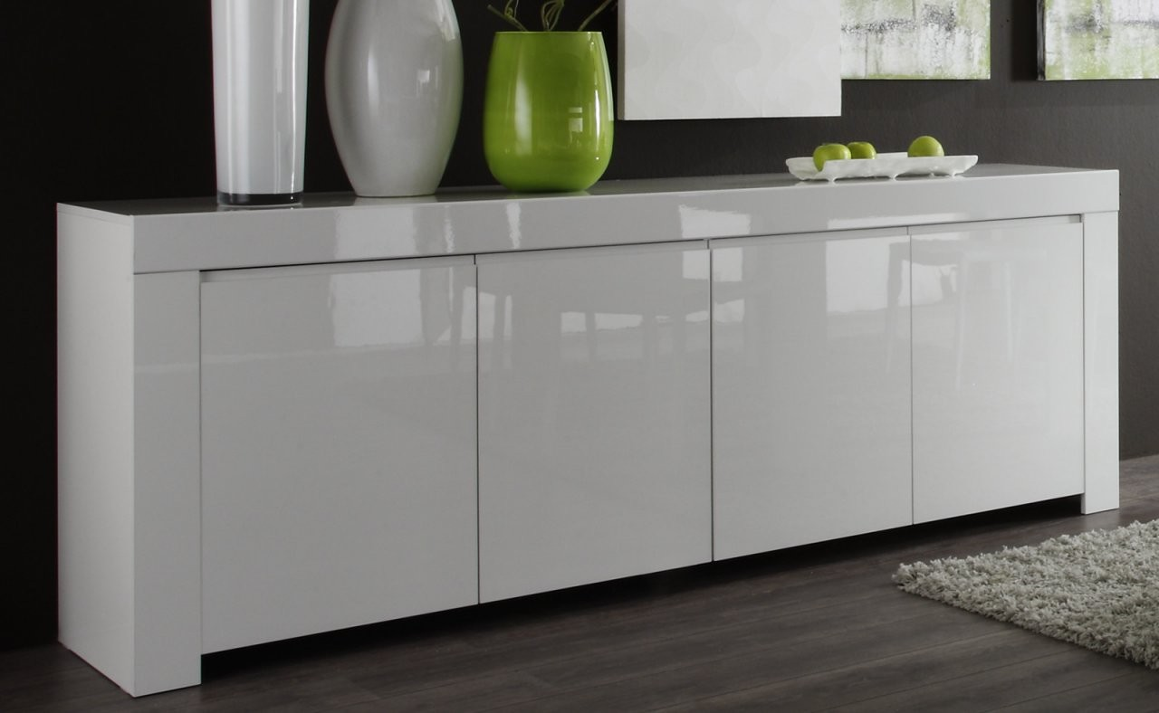 Sideboard 200 Cm Affordable Sideboard Cm Hay New Order Open Shelf von Sideboard Weiß Hochglanz 200 Cm Photo