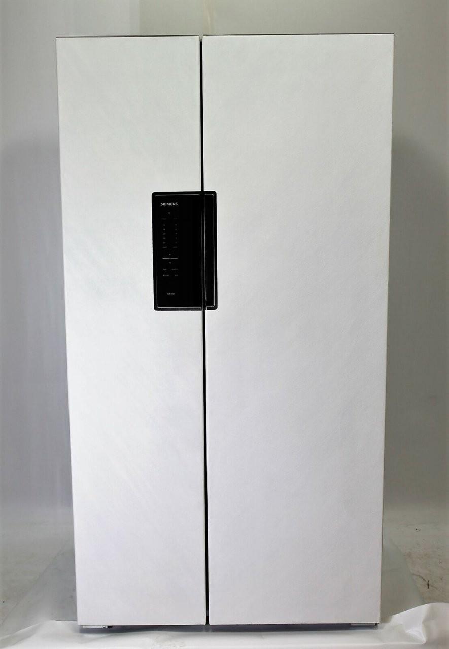 Siemens Kan92Vi35 Sidebyside A++ Höhe 1756Cm Tiefe 725 Cm 604 von Kühlkombination 50 Cm Breit Bild