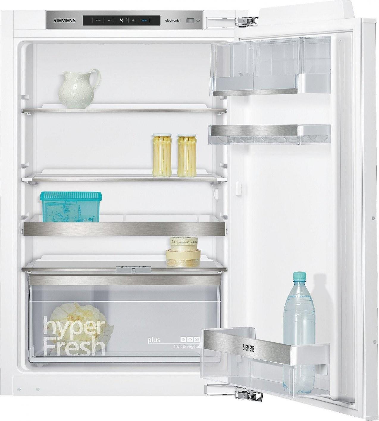 Siemens Ki21Rad30 A+++ Einbaukühlschrank 558 Cm Breit von Kühlschränke 55 Cm Breit Photo