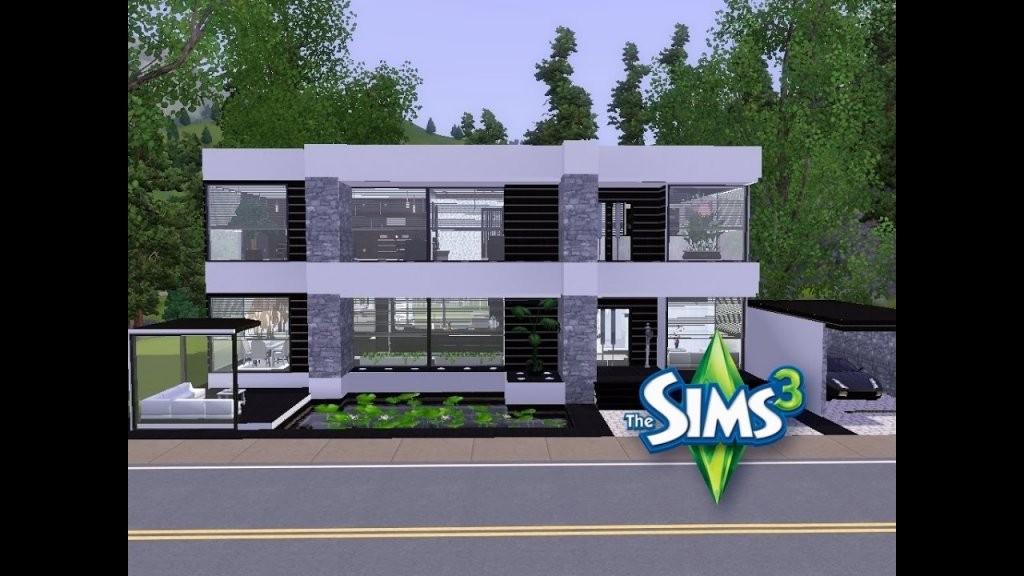 Sims 3  Haus Bauen  Let's Build  Kleines Elegantes Haus  Youtube von Sims 3 Haus Bauen Schritt Für Schritt Photo