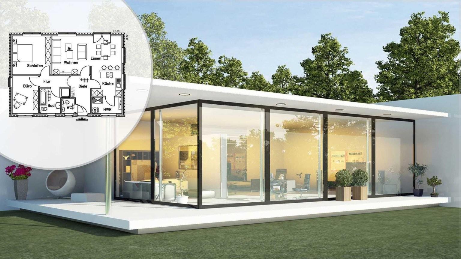 Singlehaus Bauen  Häuser Anbieter  Preise Vergleichen von Kleines Fertighaus Für 2 Personen Photo