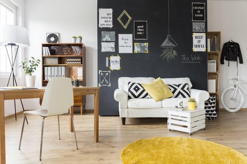 Singlewohnung Gekonnt Einrichten  Zuhause Bei Sam® von Kleine Wohnung Einrichten Tipps Bild