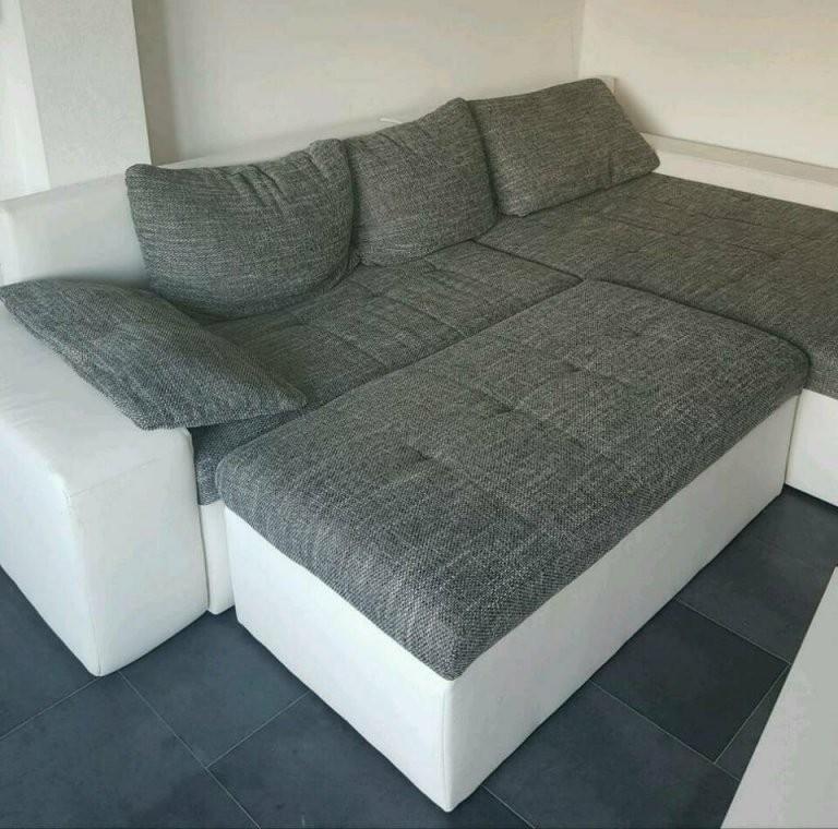 Sit  More Xxl Couch Wohnlandschaft Eckcouch Inkl Hocker In Hessen von Sit & More Wohnlandschaft Bild