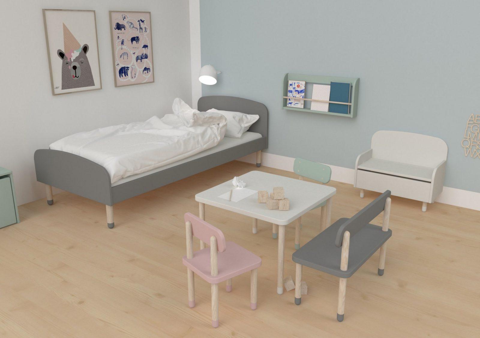 Sitzbank Flexa Play Mit Stauraum – Weiß  Emob von Sitzbank Weiß Mit Stauraum Bild