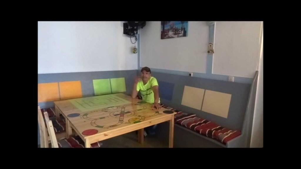 Sitzecke Für Die Küche Selber Bauen  Youtube von Eckbank Selber Bauen Ikea Bild