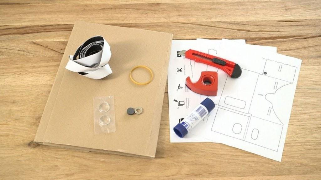 So Baust Du Dir Selbst Eine Virtual Reality Brille von Fpv Brille Selber Bauen Photo