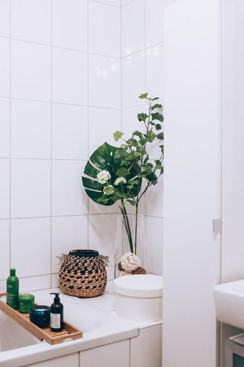 So Einfach Lässt Sich Ein Kleines Badezimmer Modern Gestalten In von Kleines Bad Ohne Fenster Gestalten Photo