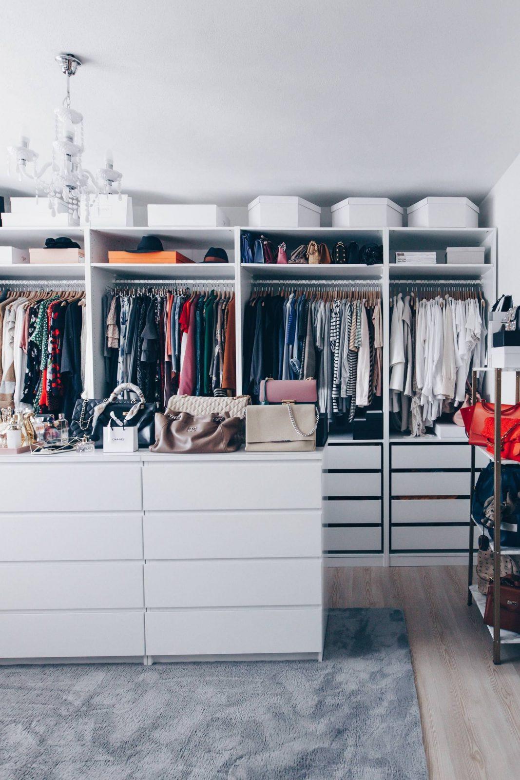 So Habe Ich Mein Ankleidezimmer Eingerichtet Und Gestaltet In 2019 von Ikea Schrank Selber Planen Bild