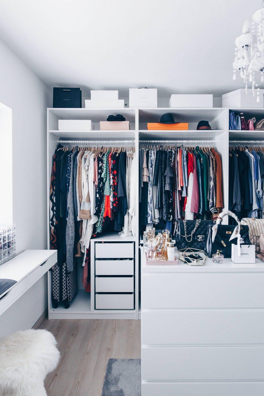 So Habe Ich Mein Ankleidezimmer Eingerichtet Und Gestaltet von Ikea Schrank Selber Planen Photo