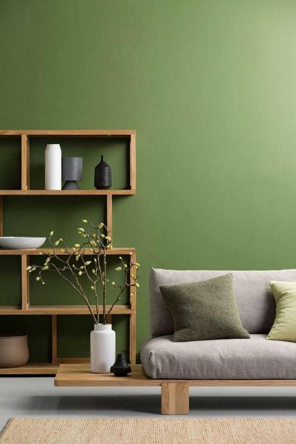 So Wählen Sie Wandfarbe Fürs Wohnzimmer Nach Feng Shui Aus von Graues Sofa Welche Wandfarbe Photo