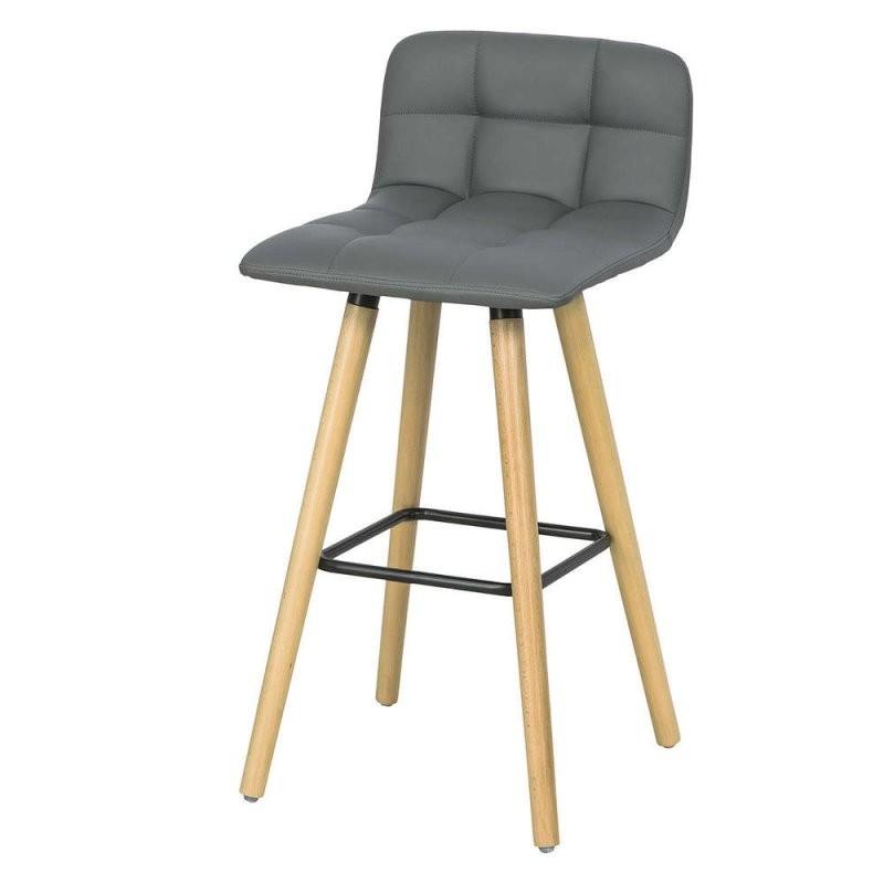 Sobuy® Barhocker Barstuhl Tresenhocker Mit Rücklehne Sitzhöhe68Cm von Barhocker Sitzhöhe 90 Cm Bild