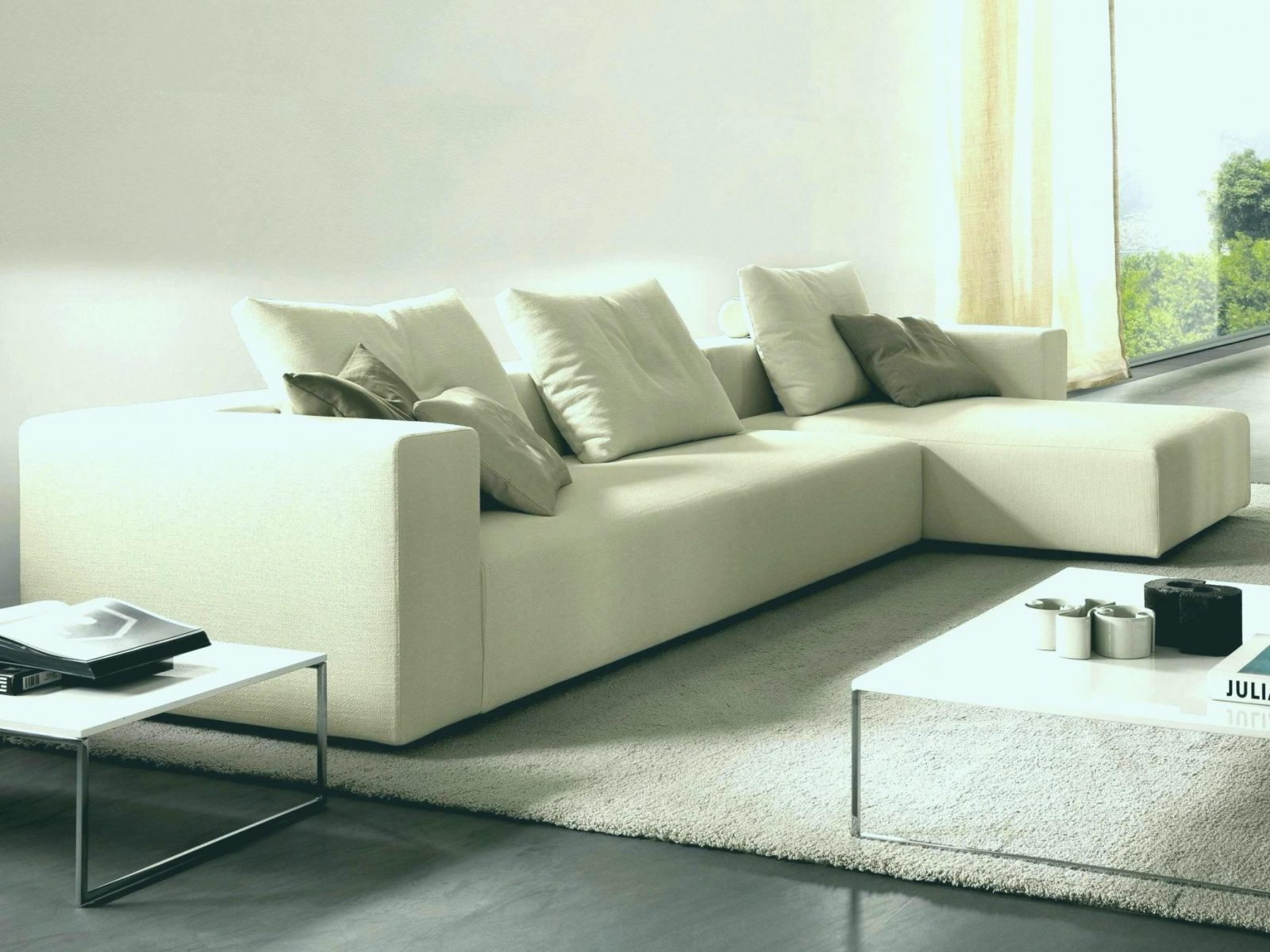 Sofa Bezug Ecksofa Mit Ottomane  Zeitfuermama von Husse Für Ecksofa Mit Ottomane Bild