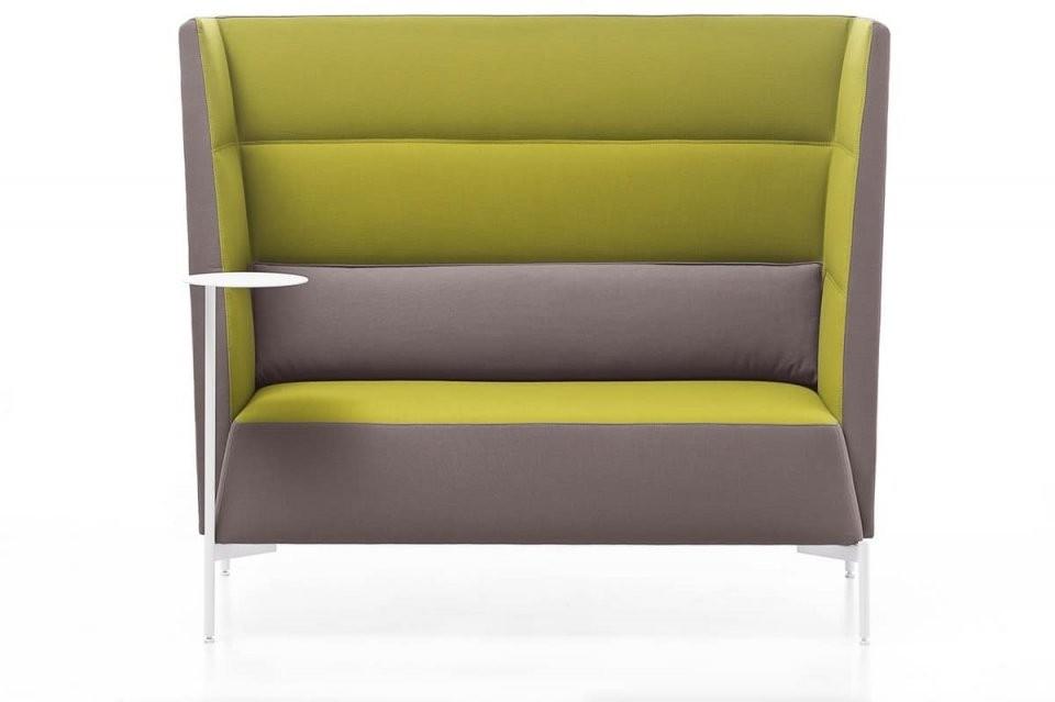 Sofa Ideal Für Schalldämmung Mit Hoher Rückenlehne  Idfdesign von Sofa Mit Hoher Lehne Bild