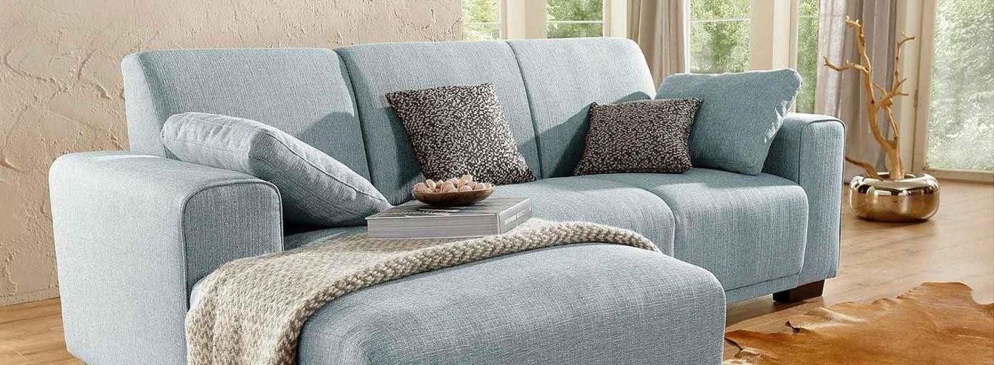 Sofa Landhausstil  Landhaus Couch Online Kaufen  Naturloft von Big Sofa Mit Schlaffunktion Und Bettkasten Bild