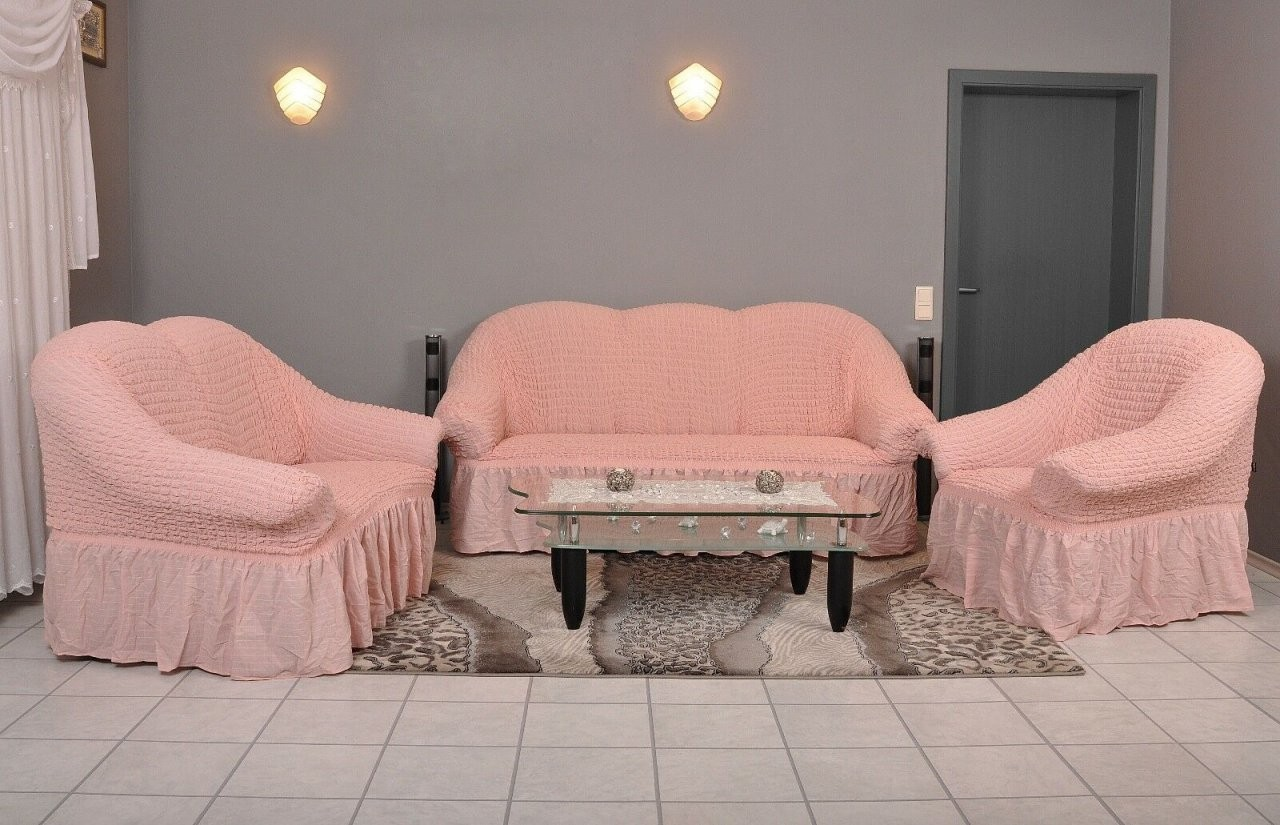 Sofabezug Sesselbezug Sitzbezug 3Er 2Er 1Er Sofa Bezug Husse von Sofa Hussen Günstig Kaufen Photo
