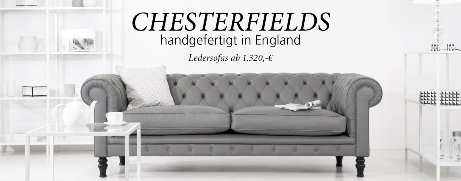Sofas Chesterfield Sofas Schlafsofas Und Betten  Von Wilmowsky von Sofa Hussen Günstig Kaufen Photo