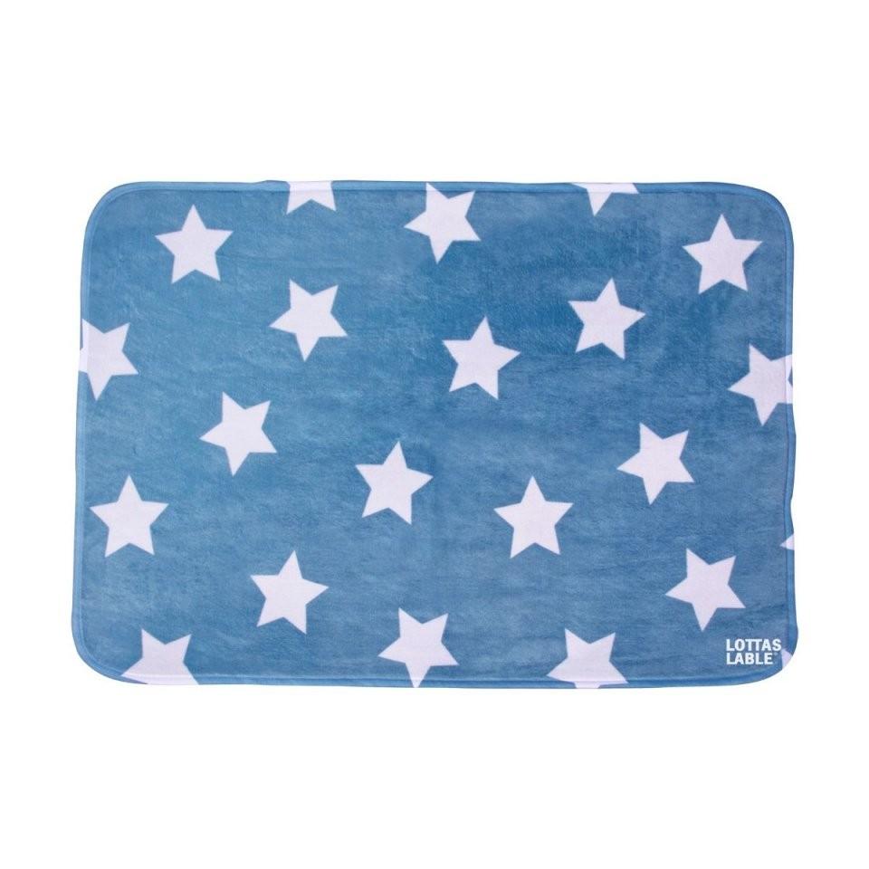 Softie Teppich 'stern' Jeans 70X100 Cm Von Lottas Lable Kaufen von Lottas Lable Teppich Sterne Photo