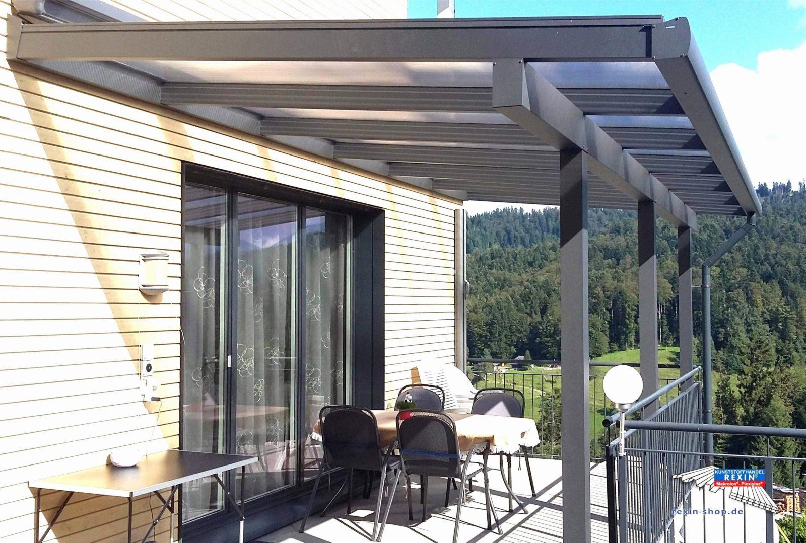 Sonnensegel Balkon Ohne Bohren Design Von Balkon Ohne Dach Regenschutz von Balkon Dach Ohne Bohren Photo