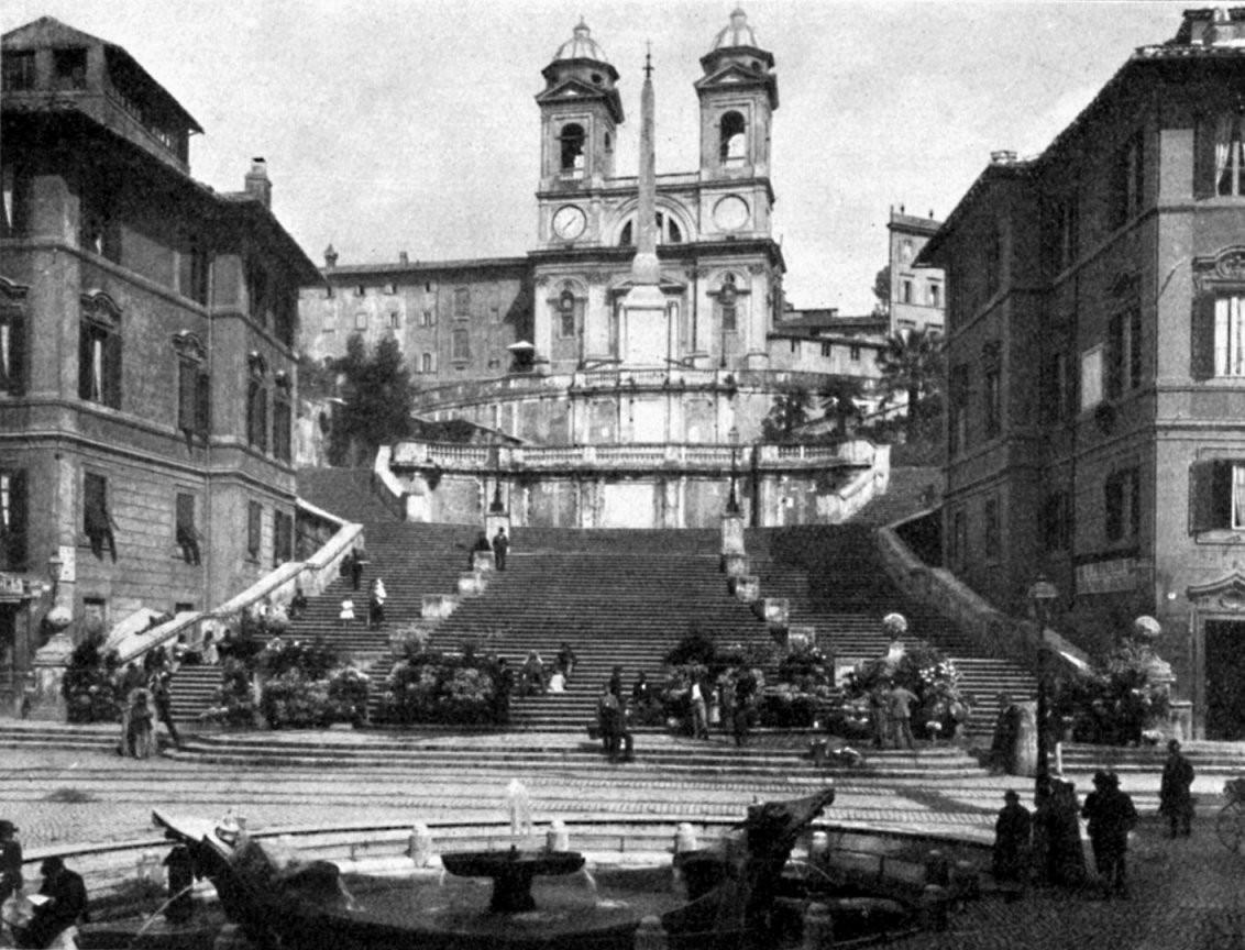 Spanische Treppe – Wikipedia von Spanische Treppe Rom Gesperrt Bild