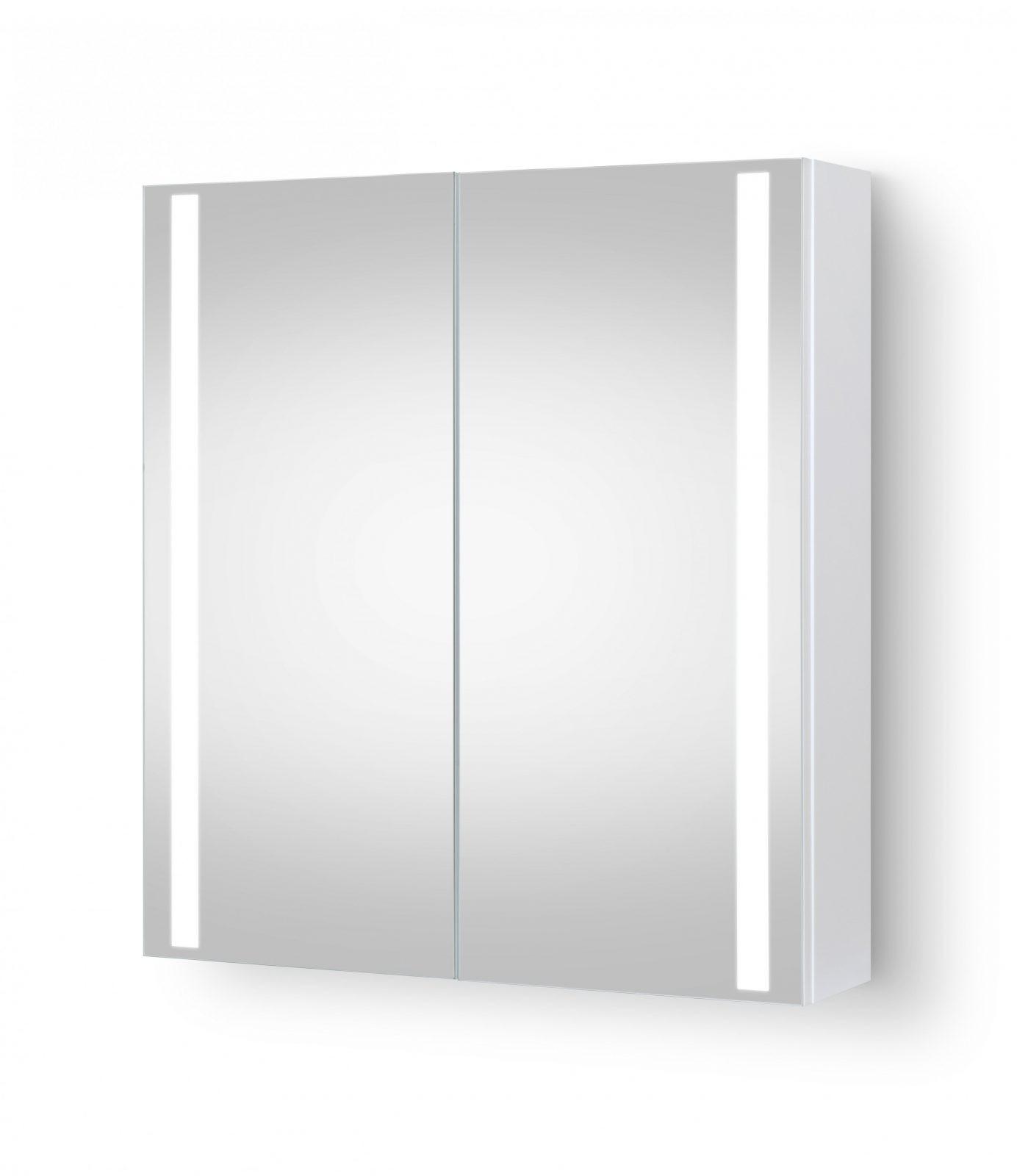 Spiegelschrank Mit Led Beleuchtung 60 Cm – Möbel Shop von Bad Spiegelschrank Led Leuchte Bild
