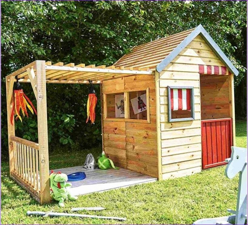 Spielhaus Holz Garten Elegant Spielhaus Holz Selber Bauen Schön von Spielhaus Kinder Selber Bauen Bild