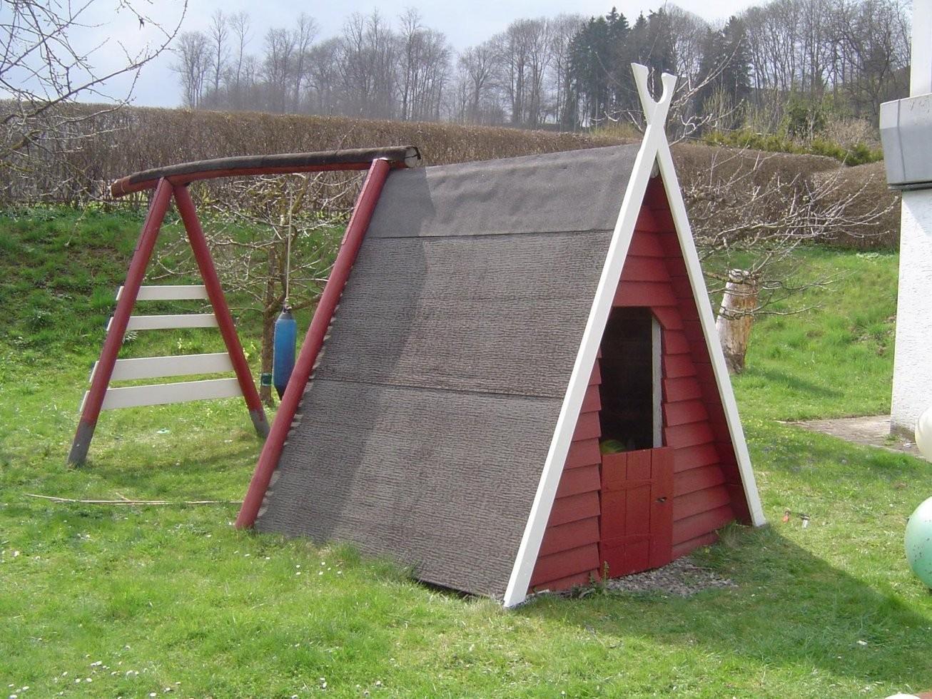 Spielhaus Jochen Selber Bauen  Rolandsbauplaene Baupläne Kostenlos von Spielhaus Kinder Selber Bauen Bild