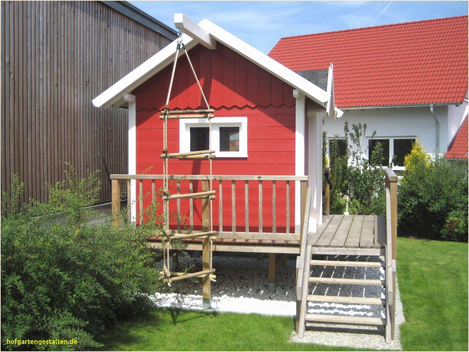 Spielhaus Mit Rutsche Selber Bauen Genial Schön Spielhaus Garten von Holz Spielhaus Selber Bauen Bild