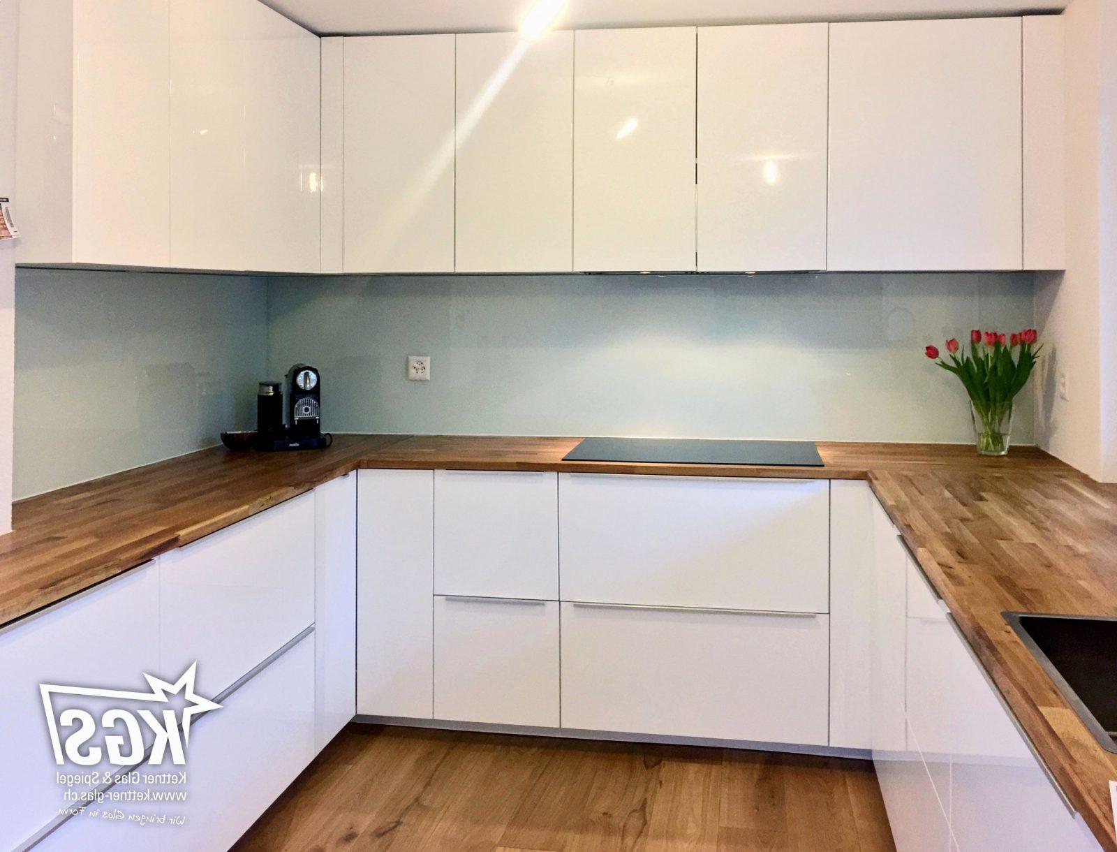 Spritzschutz Herd Selber Machen Luxus Glasrückwand Küche Selber von Spritzschutz Küche Selber Machen Bild