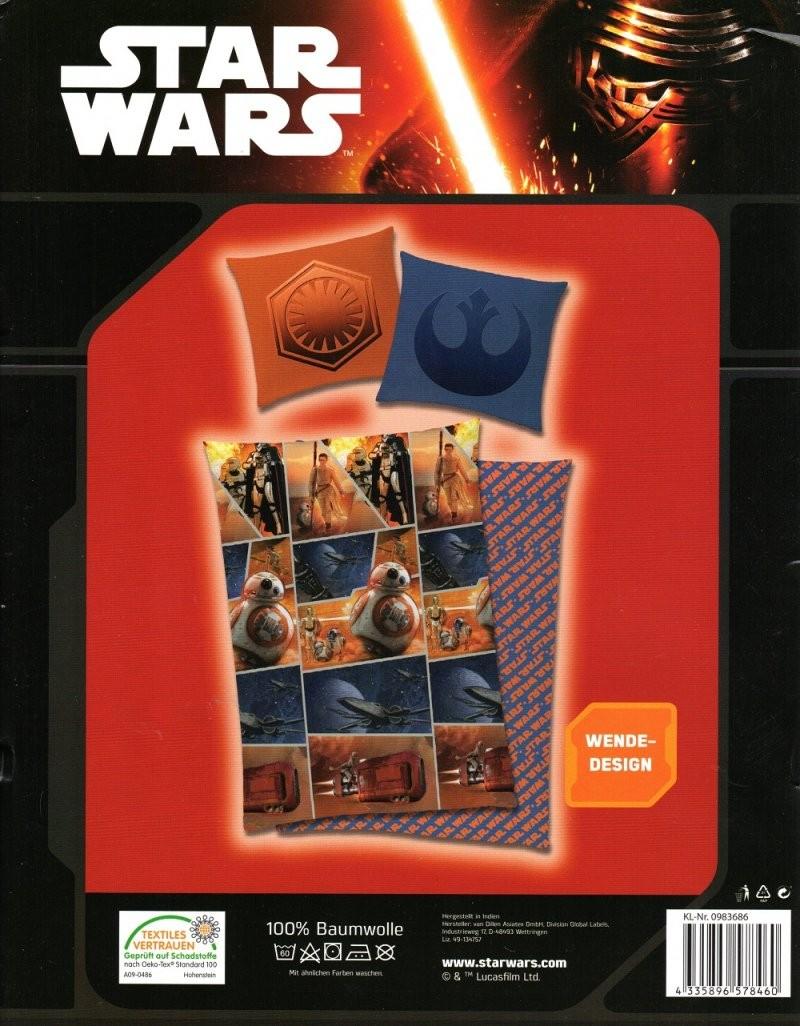 Star Wars Bettwäsche Droiden  Sphero Bb8  135 X 200 Cm von Star Wars Bettwäsche 155X220 Photo