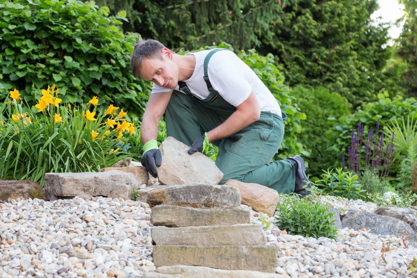 Steingarten Anlegen  Tipps  Tricks  Haushaltstipps von Steingarten Anlegen Anleitung Bilder Photo