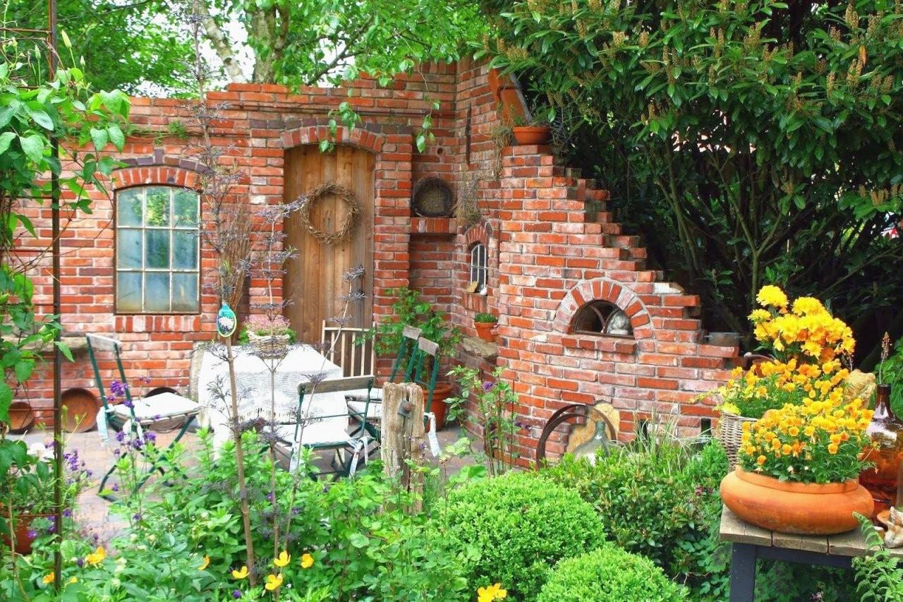 Steinmauer Selber Bauen Elegante Luxus 40 Ruine Im Garten Selber von Steinmauern Im Garten Selber Bauen Bild
