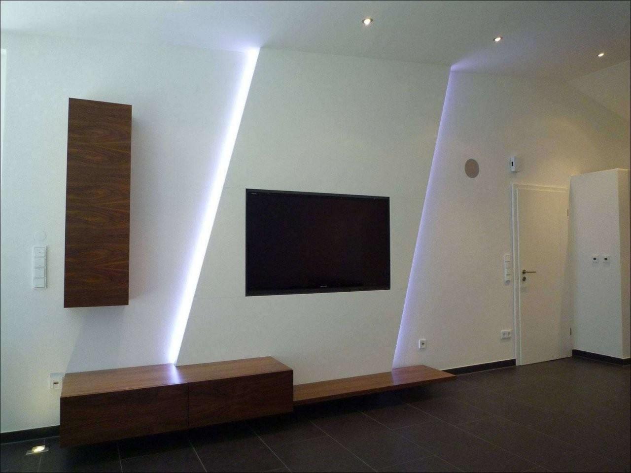Steinwand Im Wohnzimmer Genial Wohnzimmer Tv Wand Selber Bauen von Fernseher Wand Selber Bauen Bild