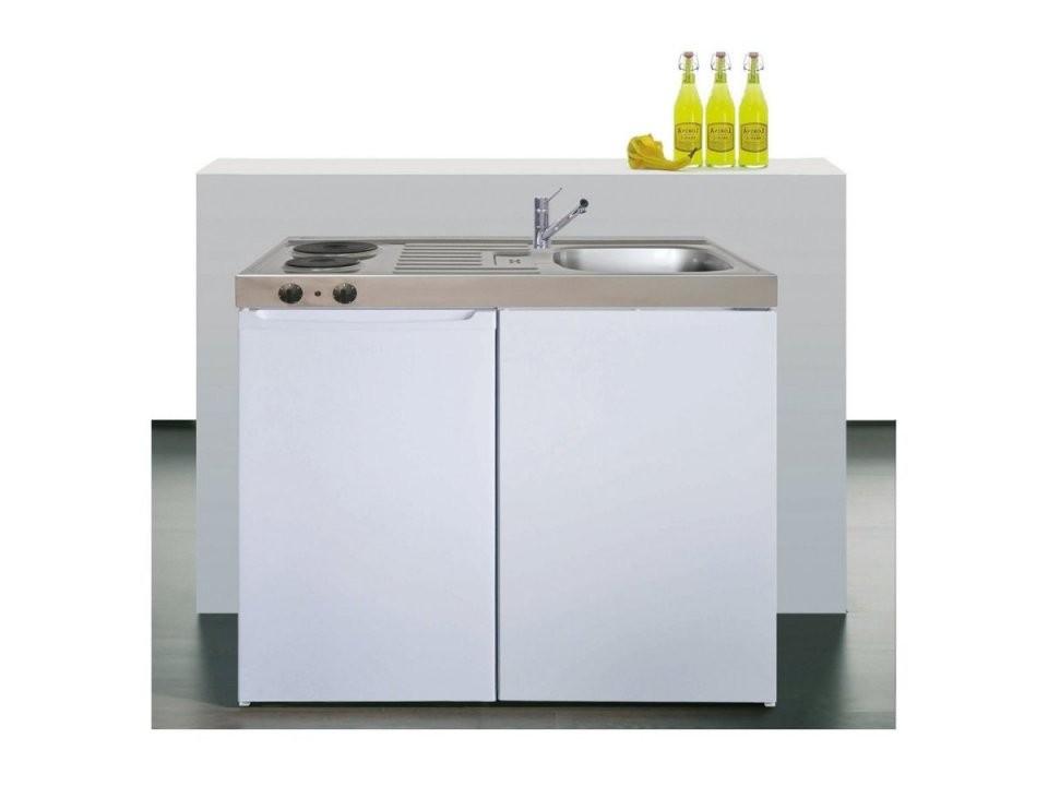 Stengel Singleküche Easyline Me 100 von Pantryküche 100 Cm Mit Kühlschrank Bild