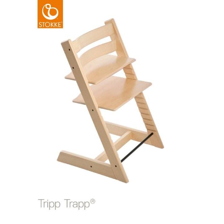 Stokke® Tripp Trapp® Hochstuhl Buche Natur  Babymarkt von Stokke Tripp Trapp Buche Bild