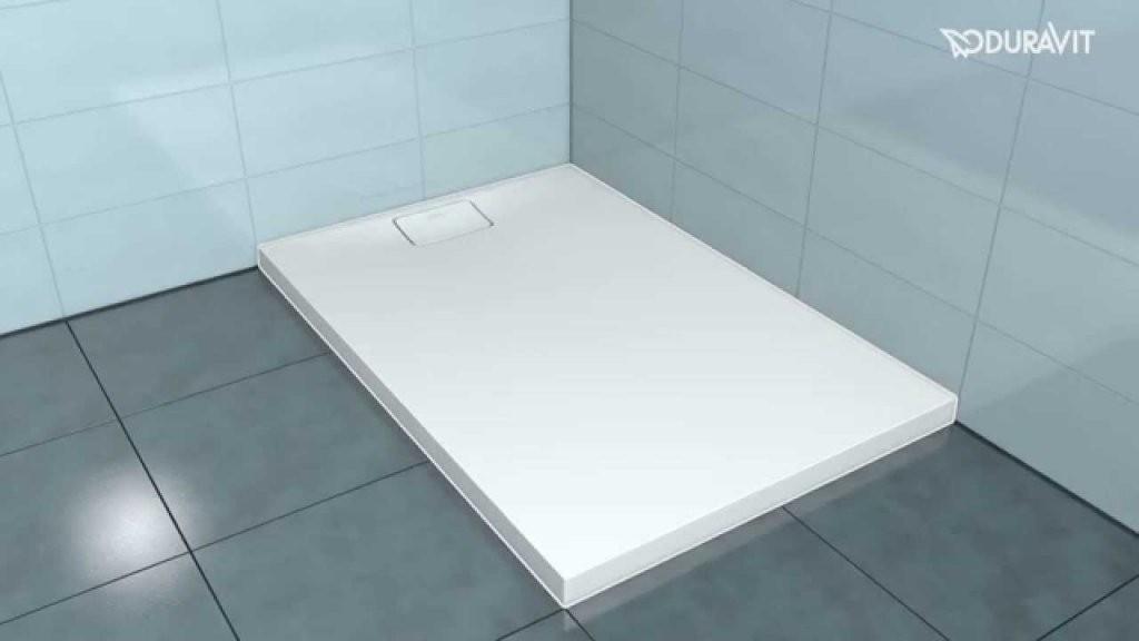 Stonetto (Aufgelegt) Montage  Installation Anleitung  Youtube von Bodengleiche Dusche Einbauen Estrich Photo