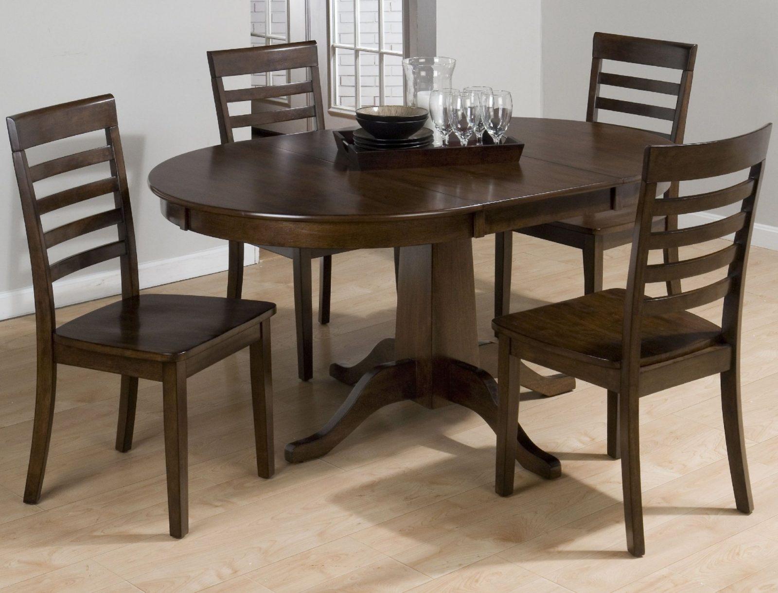 Stück Ess Set Runden Esstisch Und Stühlen Weißen Esstisch Und von Eckbank Für Runden Tisch Photo