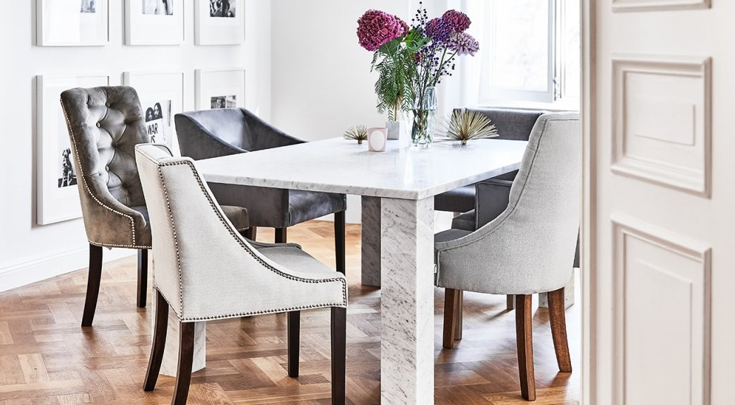Stühle  Esszimmerstühle ♥ Online Kaufen  Westwingnow von Antiker Esstisch Mit Stühlen Bild