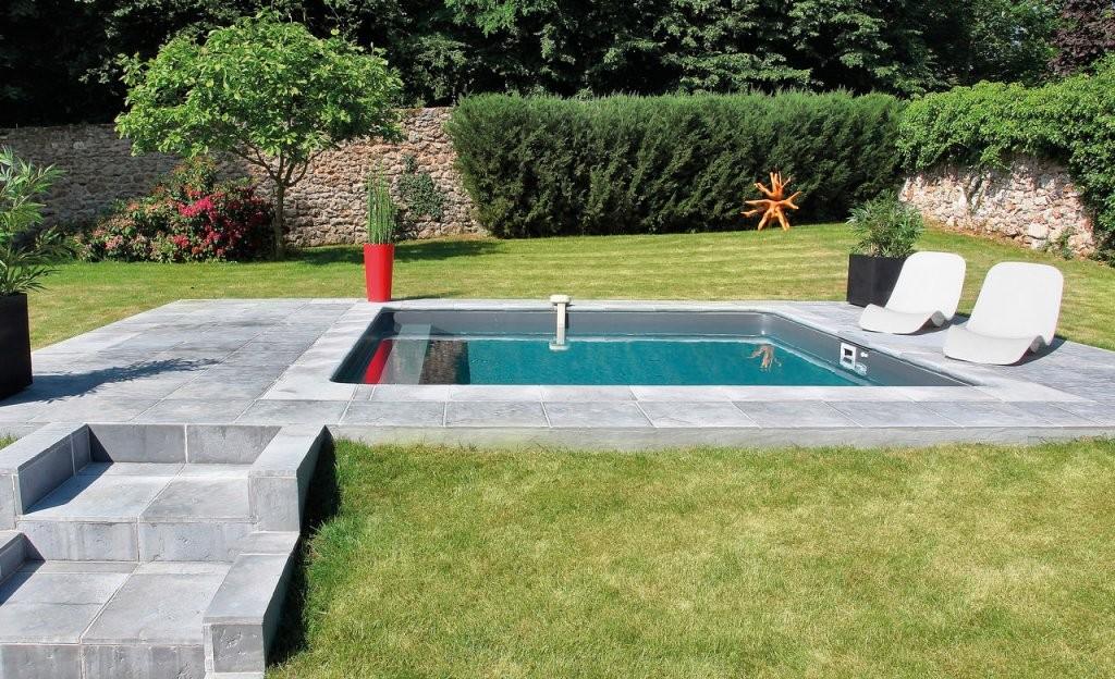 Swimmingpool – Pools Direkt Vom Poolhersteller – Desjoyaux Pools von Mini Pool Im Garten Photo