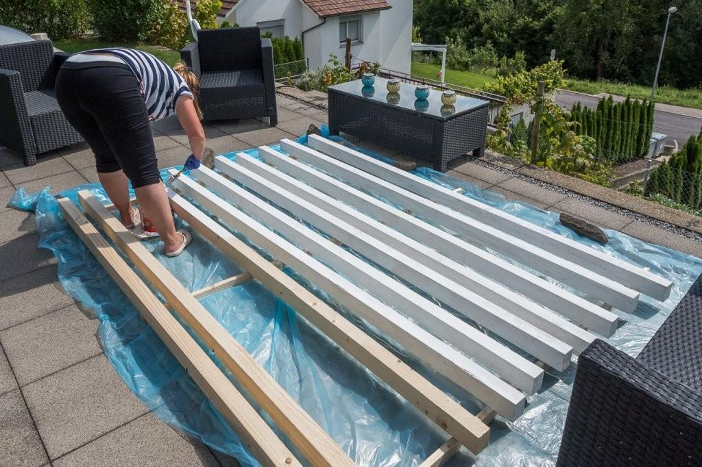 Swimspa – Pool Deck Selber Bauen – Diy  Technikfreak von Pool Deck Selber Bauen Bild
