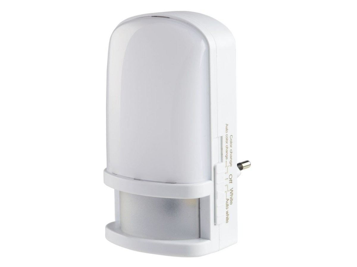 Tafellamp  Led Lamp Bewegingssensor Stopcontact Nachtlamp Kopen von Livarno Lux Led Nachtlicht Bild