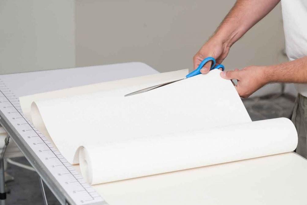 Tapezieren Kosten – Raufaser Vlies Und Mustertapeten Vom Profi von Kosten Tapezieren Pro Qm Photo