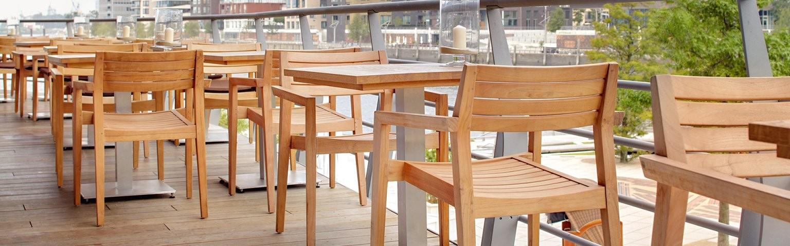 Terrassenmöbel Für Gastronomie  Go In Shop  Go In Deutschland von Outdoor Möbel Gastronomie Gebraucht Bild