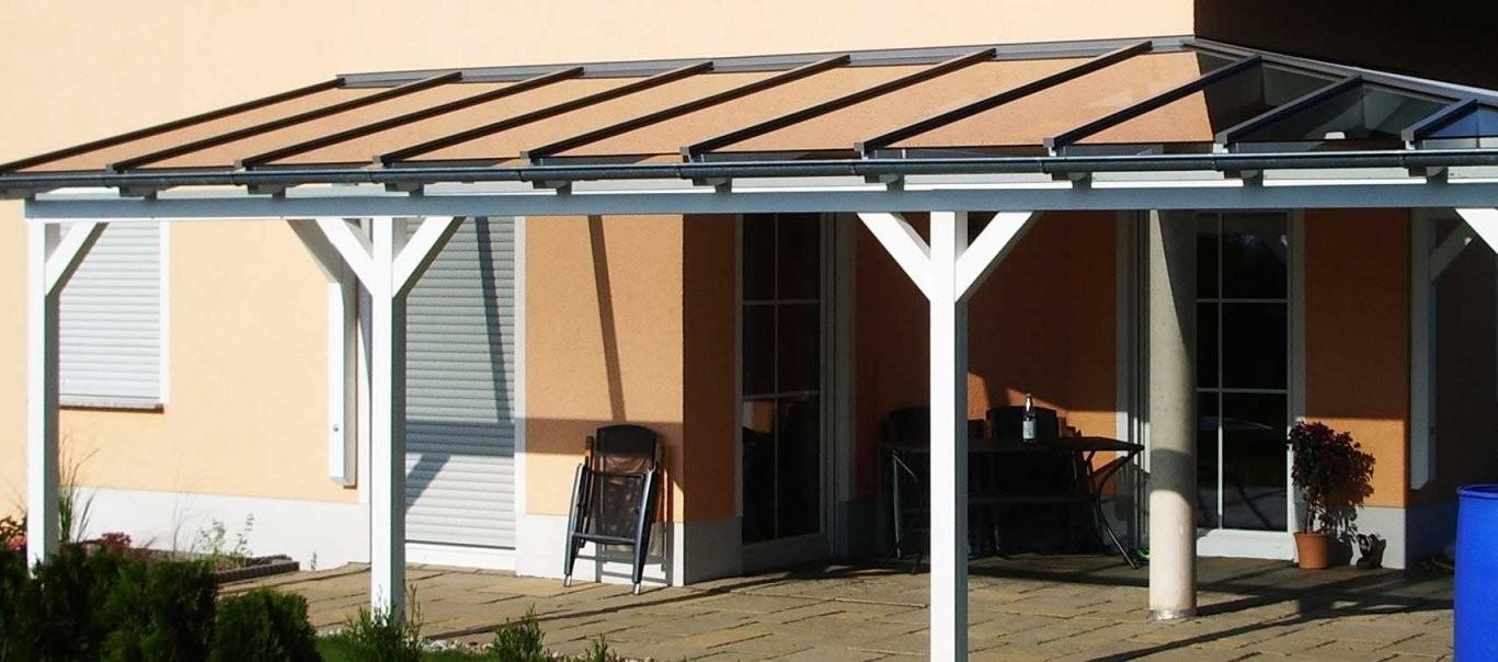 Terrassenüberdachung Selber Bauen Glasdach Für Terrasse von Vordach Selber Bauen Bauanleitung Photo
