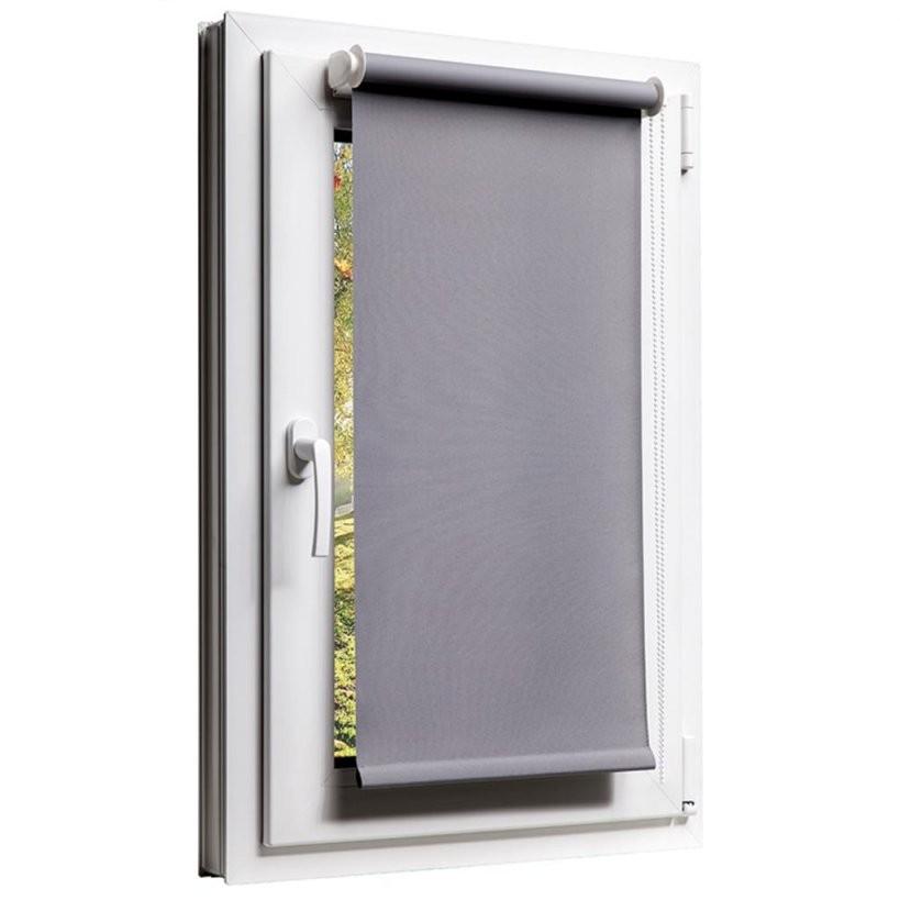 Texmaxx Fensterrollo Thermorollo 110 X 160 Cm  Real von Rollo 160 Cm Breit Photo