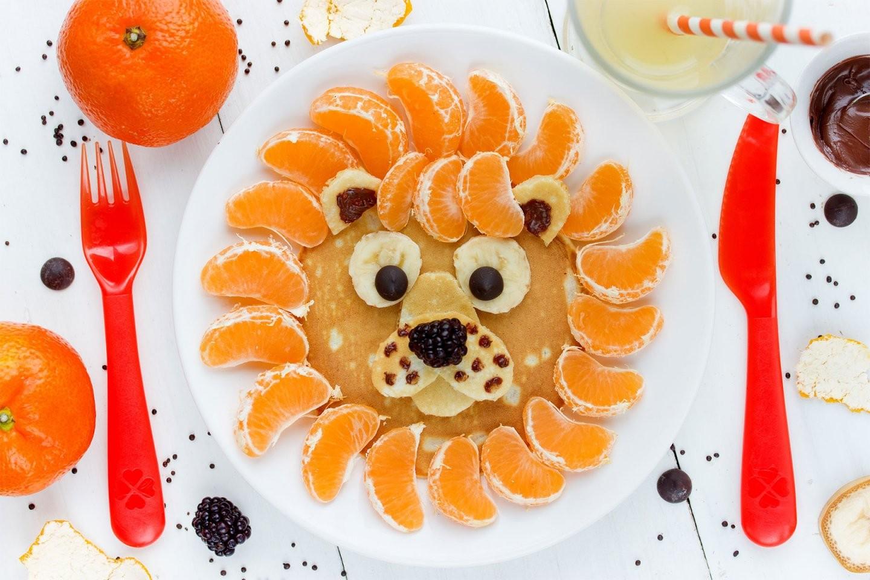Tiere Aus Obst Schnitzen Ideen Für Obsttiere  Obstfiguren von Obst Deko Für Kindergeburtstag Photo