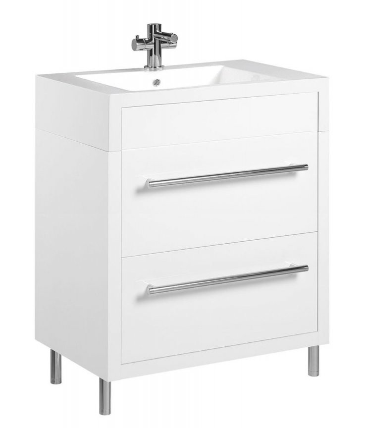 Fabelhaft Waschbeckenunterschrank 50 Cm Bestand An Wohndesign Dekor