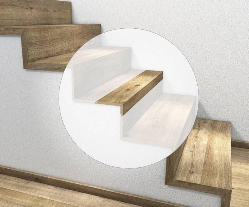 Tilo Vinylboden Business von Vinyl Auf Treppe Verlegen Bild