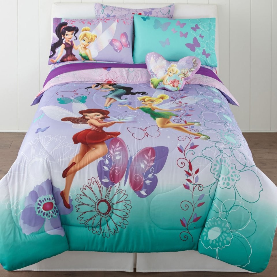 Tinkerbell Bedding Full Size von Tinker Bell Bed Sets Photo