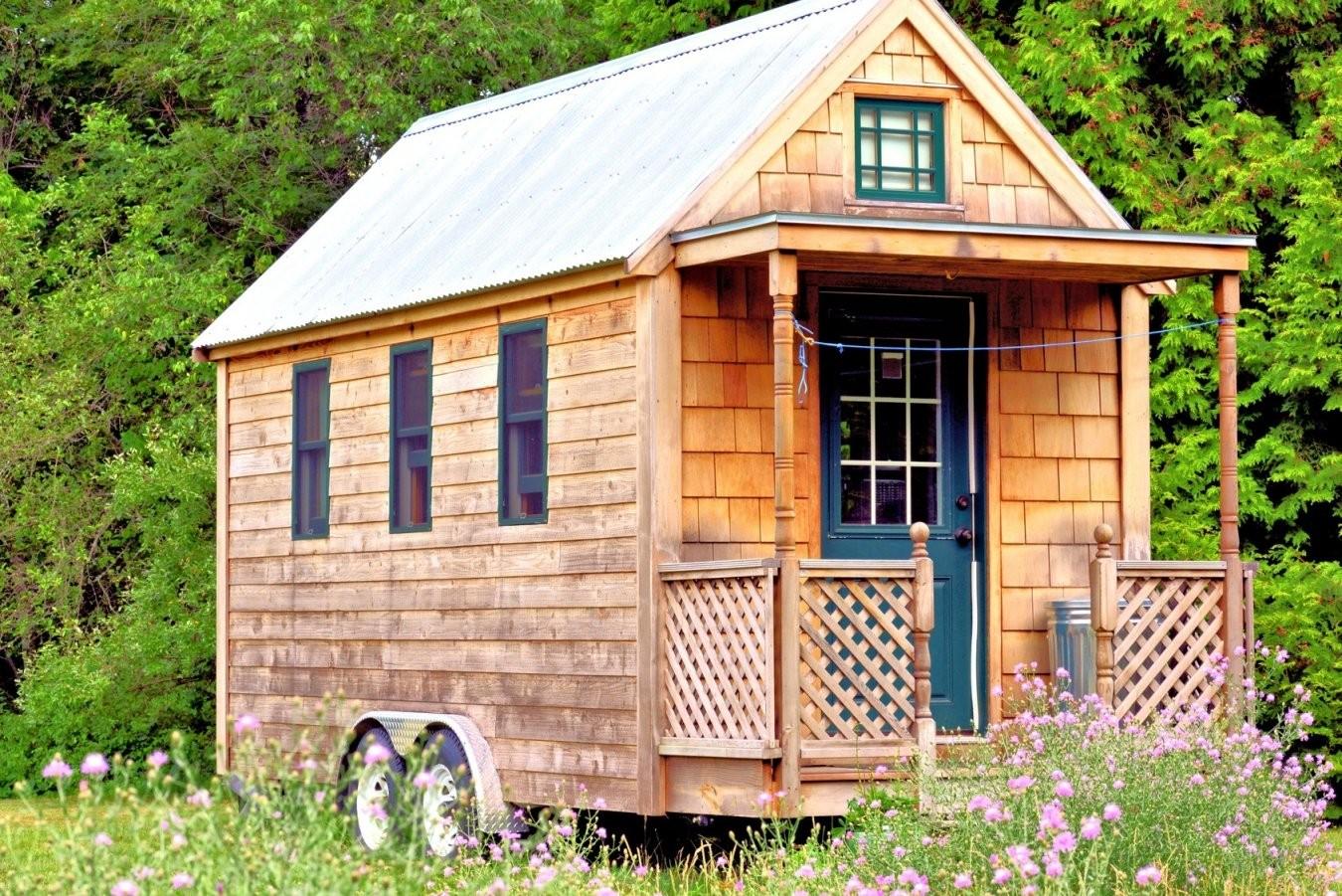 Tiny Houses Wohnglück Auf Minimaler Fläche  Newhomech  Blog von Haus Kaufen In Schweiz Photo
